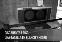 CISC frente a RISC, una batalla en blanco y negro