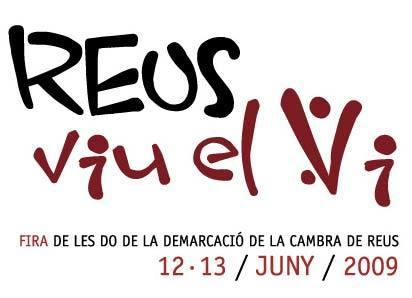 """I Feria """"Reus Viu el Vi"""",  Reus vive el Vino"""