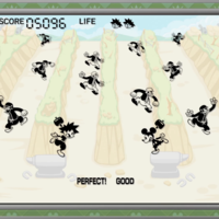 Kingdom Hearts III presenta en un nuevo tráiler su mundo clásico, inspirado en las antiguas máquinas LCD de los 80