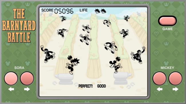 Kingdom Hearts Iii Mundo Clasico 01