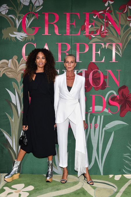 Elisabetta Dessy green carpet fashion awards 2019