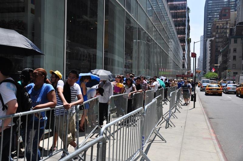 Foto de Lanzamiento iPhone 4 en Nueva York (42/45)