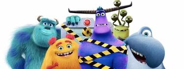 Los protagonistas de Monstruos S.A. regresan mañana 7 de julio a Disney+ con la serie 'Monstruos a la obra' para acumular risas
