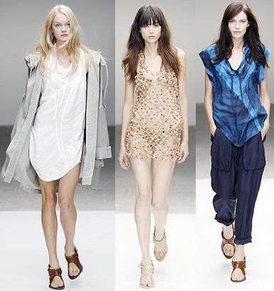 TopShop en la Semana de la Moda de Londres Primavera/Verano 2008