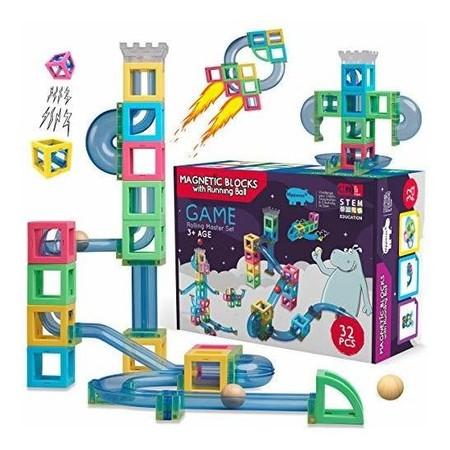 Hippococo Bloques De Construccion Magneticos En 3d Con Mar D Nq Np 640649 Mlc32177218833 092019 F