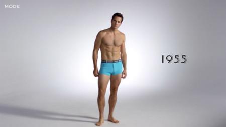 Así ha evolucionado el bañador masculino en los últimos 100 años