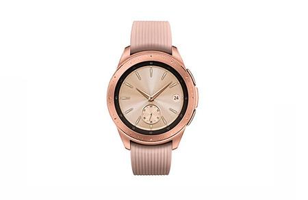 Así es el Galaxy Watch, Samsung filtra por error la primera imagen oficial de su nuevo reloj