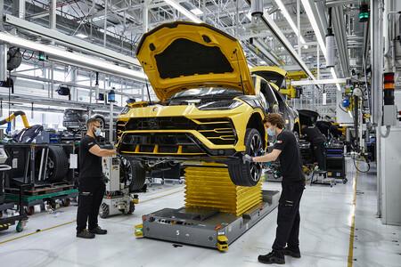 Lamborghini Urus, un toro de récord: llega a las 15.000 unidades producidas