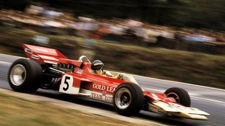 Rindt Lotus F1