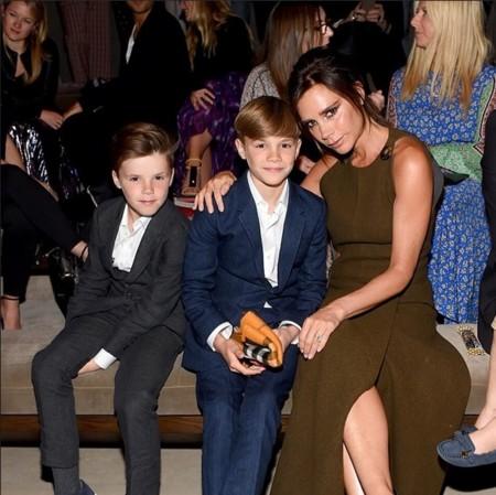Victoria E Hijos
