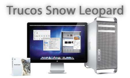 Tres sencillos trucos de Mac OS X Snow Leopard II