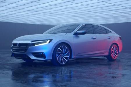 El nuevo Honda Insight Prototype es una buena excusa para no haber un Civic Hybrid