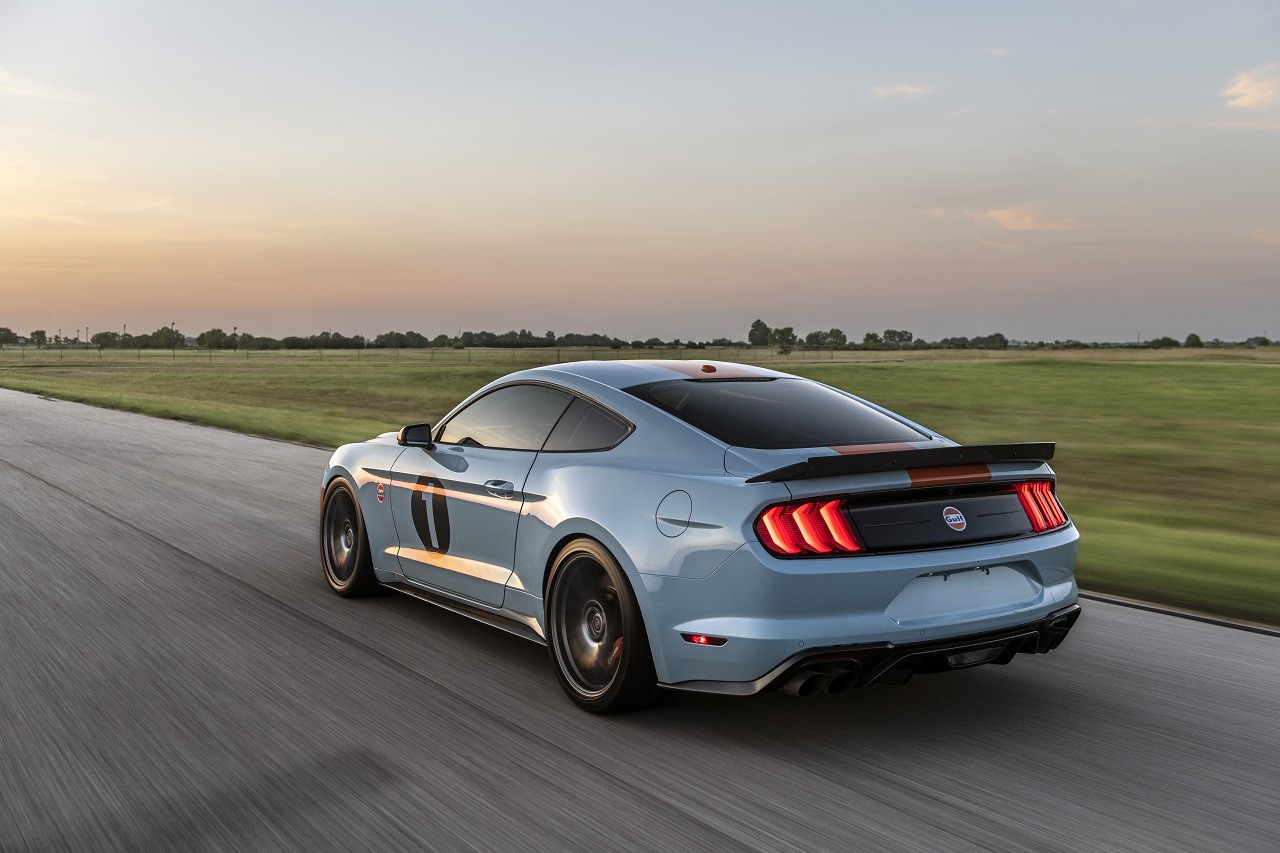 Foto de Ford Mustang Gulf Heritage Edition (7/38)