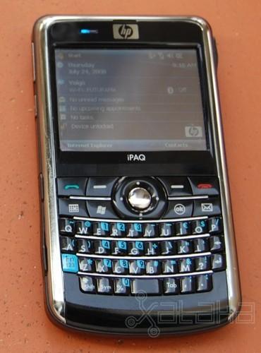 HP iPaq 910