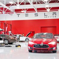 Los coches eléctricos de Tesla ya pueden autodiagnosticar fallos y pedir ellos solitos las piezas al taller