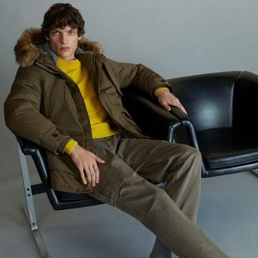 Las piezas deportivas del nuevo look casual de Mango salen a la conquista del invierno