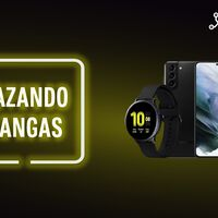 Chollo pack Samsung Galaxy S21 5G con reloj Galaxy Watch Active 2, Chromecast con Google TV más barato y más ofertas: Cazando Gangas