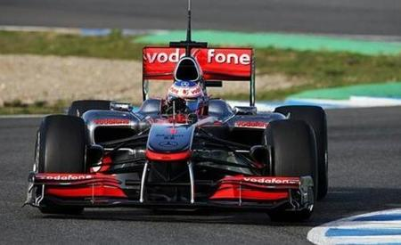 McLaren vuelve a ser la más rápida el ultimo día de test