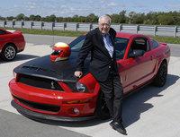 Carroll Shelby trabaja en una edición limitada del Ford Mustang con 1.000 CV