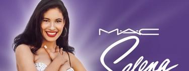 Tras el éxito de su primera colección de maquillaje, MAC vuelve a homenajear a Selena y el resultado es impresionante