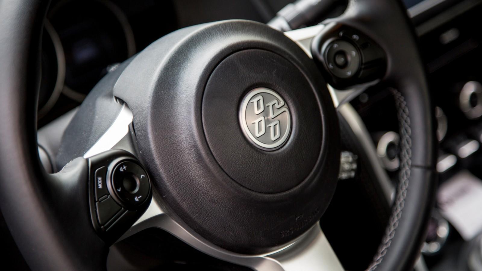 Foto de Toyota GT86 - Fotos interiores (14/28)