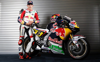 Red Bull pinta la Honda RCV de Stefan Bradl