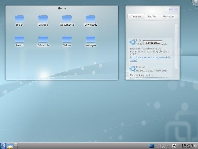 Foto de Ubuntu 10.10 (1/8)