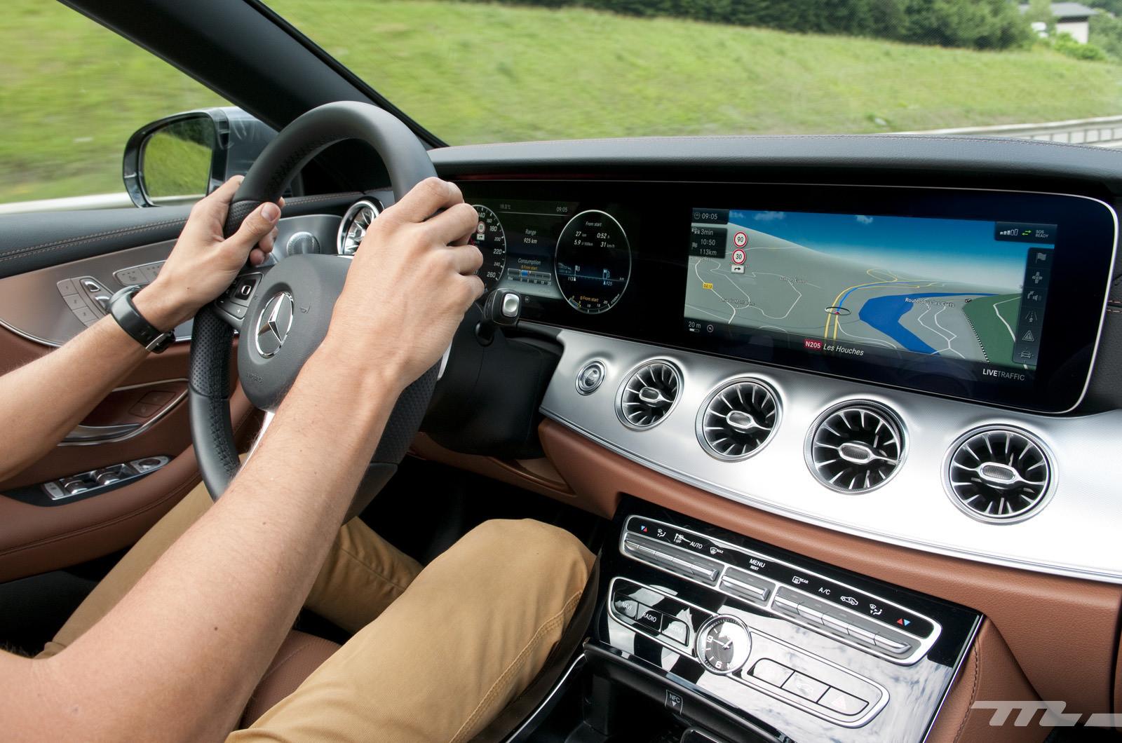 Foto de Mercedes-Benz Clase E Cabrio, toma de contacto (6/156)