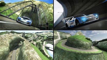 'Ridge Racer' de PS Vita. Teaser trailer y ración de imágenes
