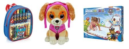 Black Friday en juguetes 2017: tres artículos de la patrulla canina rebajados en Amazon