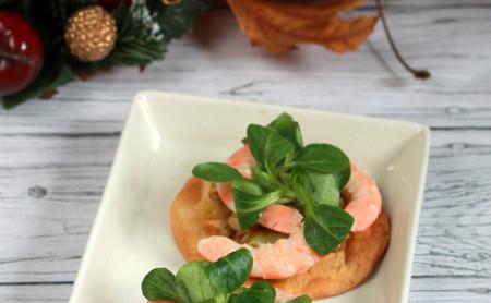 47 recetas de aperitivos saludables para poner en tu mesa de Nochebuena