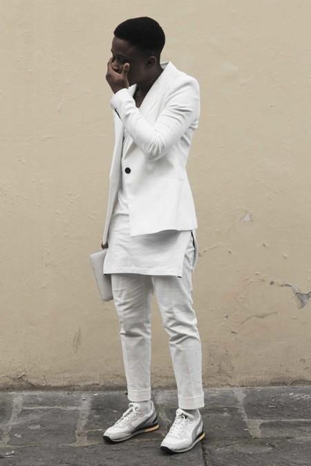 El Mejor Street Style De La Semana Adopta El Blanco Para Recibir La Primavera 12