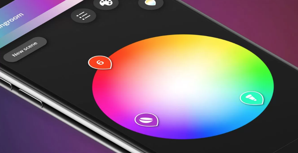 Phillips Hue 3 Ios