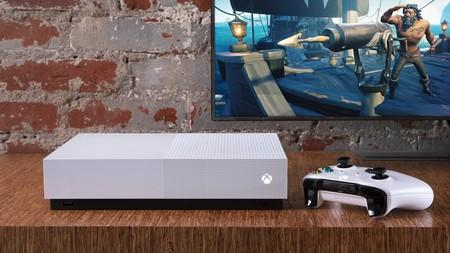 Xbox One S All-Digital Edition es oficial: todo lo que necesitas saber sobre la consola sin lector de discos de Microsoft