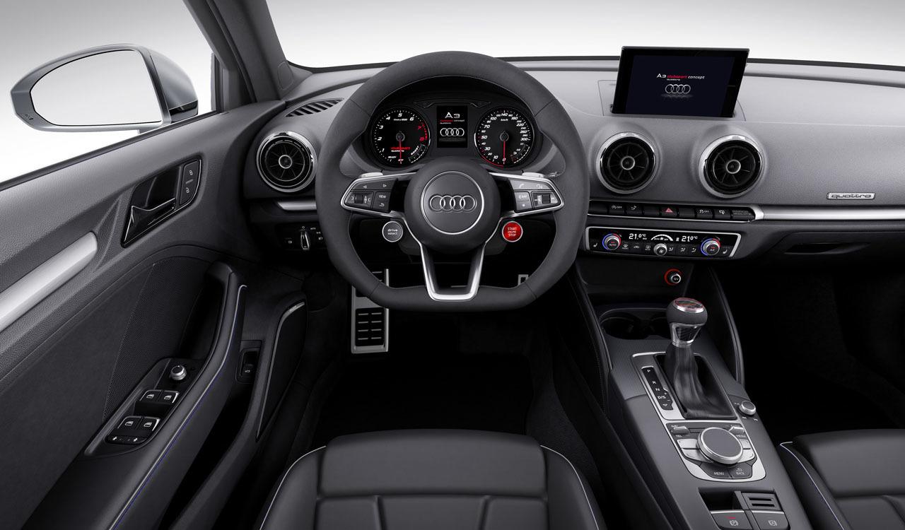 Foto de Audi A3 clubsport quattro concept (7/8)