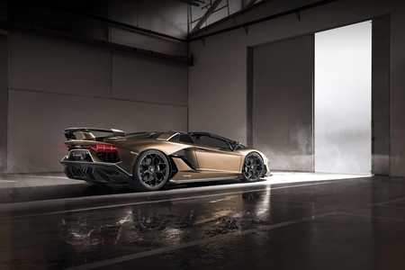 Lamborghini Aventador Svj Roadster 2019 027