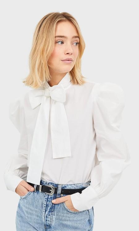 Camisa Blanca Stradivarius 05