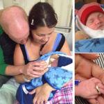 La curiosa y triste historia de una pareja que cuidó a su bebé sin vida durante 15 días antes de decirle adiós