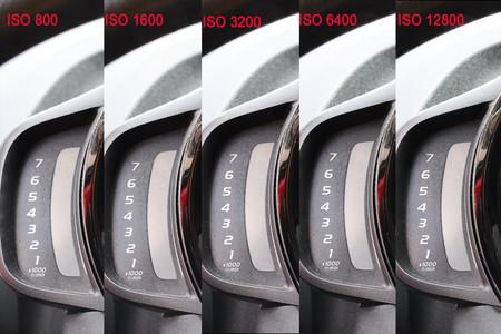 Canon Eos 90d Comparativa Iso