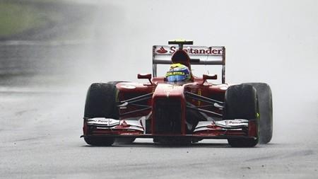 Felipe Massa, el tapado de Malasia