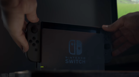 Nintendo Switch Portatil