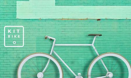 Kit Bike, lleva tu bici en una bolsa y ármala tu mismo