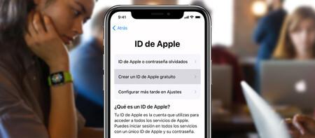 Cómo crear una cuenta en iCloud desde cualquier dispositivo