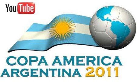 Primer paso hacia el futuro: Youtube ofrecerá en directo la Copa América