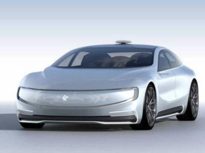 LeEco LeSEE, otro Tesla Chino