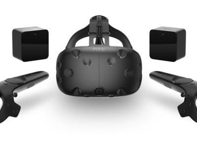 ¿Interés por la realidad virtual? HTC Vive ha vendido 15.000 unidades en diez minutos