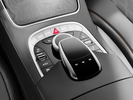 Mercedes Benz Clase S 2018 12