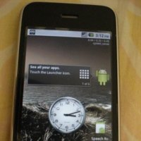 Android 2.2 Froyo llega a... ¿iPhone 3G?
