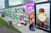 A. Lange & Söhne conmemora los 25 años de la caída del Muro de Berlín con un evento artístico