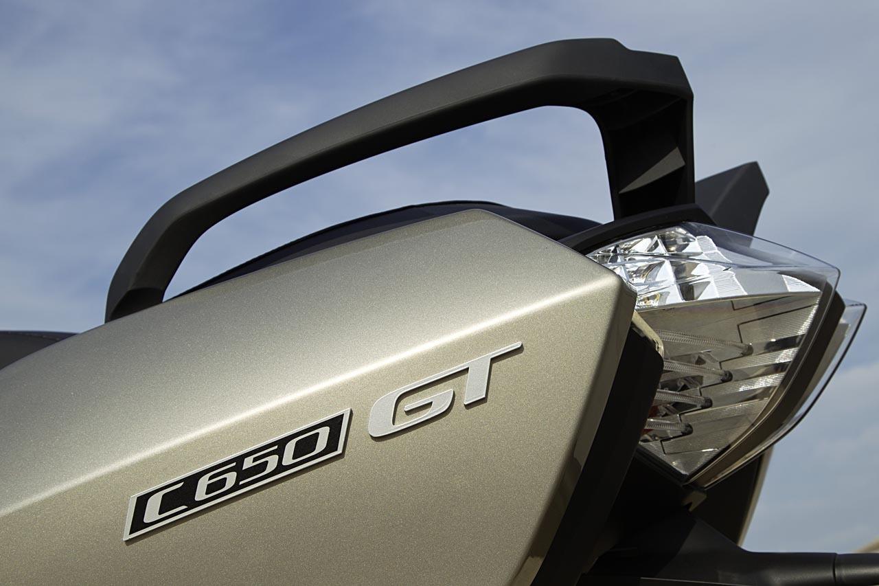 Foto de BMW C 650 GT y BMW C 600 Sport, detalles (18/38)